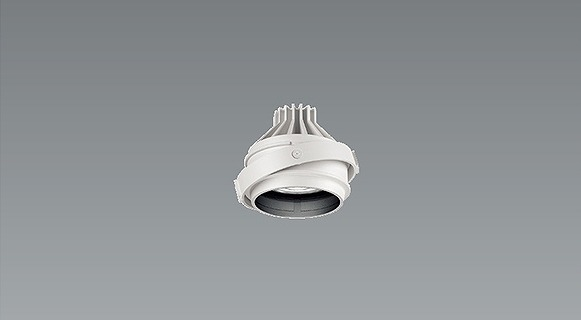 ERS6028W 遠藤照明 ムービングジャイロシステム 白 LED(電球色) 中角