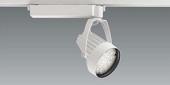 ERS6161W 遠藤照明 レール用スポットライト LED(電球色)