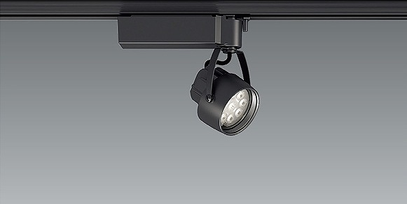 ERS6188B 遠藤照明 レール用スポットライト 黒 LED(白色)