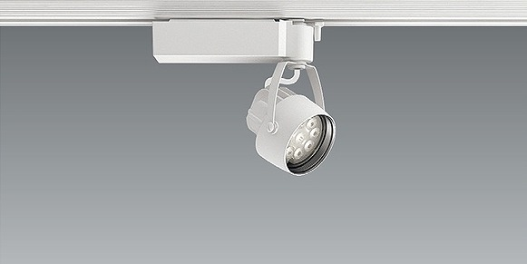 ERS6197W 遠藤照明 レール用スポットライト 白 LED(温白色)