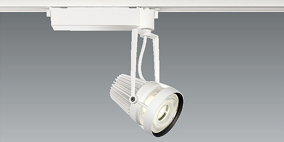 ERS6257W 遠藤照明 レール用スポットライト 生鮮食品用 白 フレッシュE 矩形