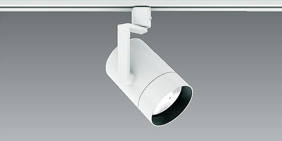 ERS6329W 遠藤照明 レール用スポットライト グレアレス 白 LED(電球色) 超広角