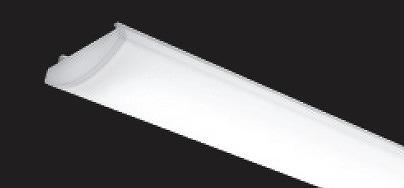 FAD762L 遠藤照明 ベースライト LEDユニット 一般タイプ 40形 電球色 Fit調光