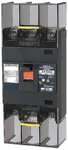 GB-223EA 175A テンパール 漏電遮断器 経済タイプ (223EA17W2)