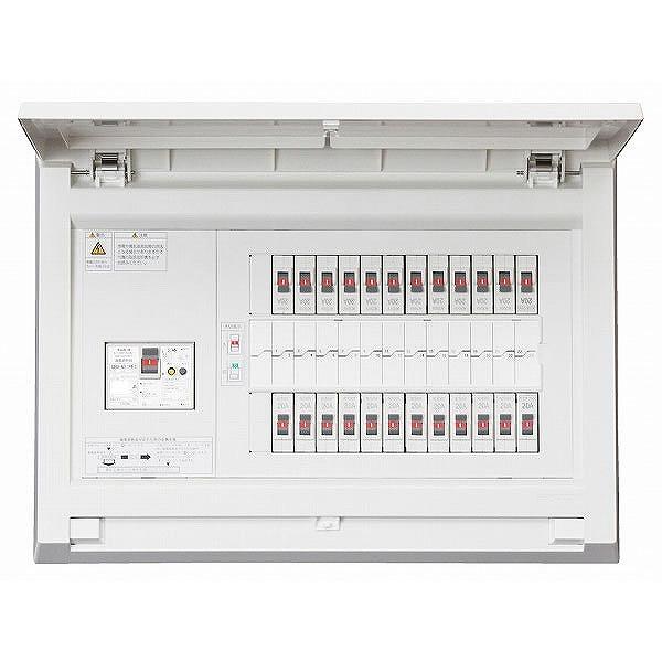 MAG3510-2 50A テンパール 住宅用分電盤 単3中性線欠相保護付漏電遮断器 パールテクト (MAG35102)