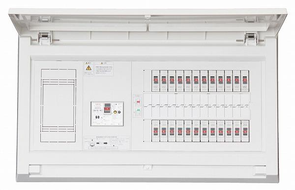 MALG36182 60A テンパール 住宅用分電盤 単3中性線欠相保護付漏電遮断器 パールテクト (MALG36182)