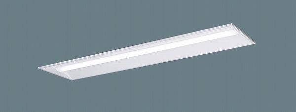 LED 下面開放型 W=300 40形 白色 パナソニック ベースライト XLX459VEWRC9 リニューアル用 調光