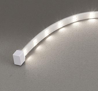 TG0837E オーデリック 屋外用テープライト トップビュータイプ 8370mm LED 電球色 調光