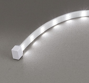 TG0960C オーデリック 屋外用テープライト トップビュータイプ 9600mm LED 白色 調光