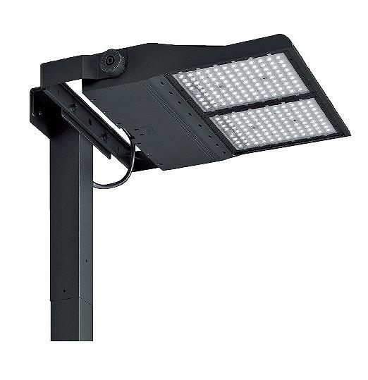 ERL8222B 遠藤照明 フラッドライト テニスコート用 黒 LED(昼白色) フロント&ワイド配光