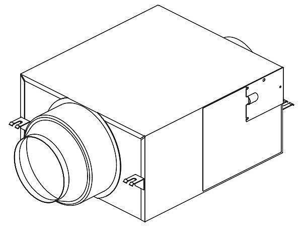 【メーカー直送】 FY-23SCT3JEZ パナソニック キャビネットファン 消音形 異電圧仕様
