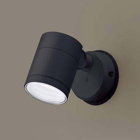 玄関灯 エクステリアライト ※画像方向以外取付不可 XLGE1103CE1 パナソニック 屋外用スポットライト ブラック 拡散 LED(昼白色)