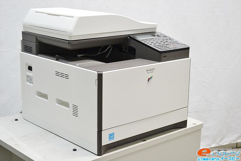 中古A4フルカラー複合機/A4コピー機中古A4カラーコピー機/A4カラーコピー機A4フルカラーコピー機/A4カラー複合機FAXを見てから印刷 出力 中古A4カラーコピー機/中古A4カラー複合機SHARP シャープ MX-C300Wカウンタ 11697 A4 カラー USB LAN 無線LAN FAX/コピー/プリンタ/スキャナ 【中古】