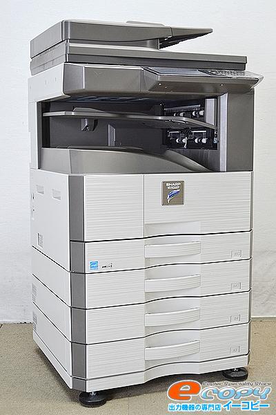 中古A3モノクロコピー機/中古A3モノクロ複合機SHARP/シャープ MX-M266FPカウンタ181027 両面印刷 コピー/FAX/プリンタ/スキャナ 両面印刷 モノクロ【中古】, カミキタグン:2858e11b --- officewill.xsrv.jp