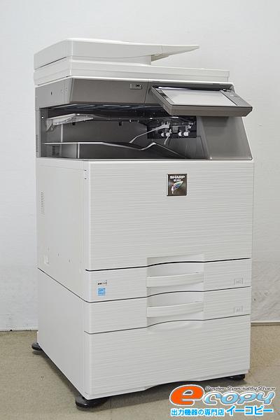 中古A3カラーコピー機/中古A3カラー複合機SHARP/シャープ MX-2650FN無線LAN コピー/FAX/プリンタ/スキャナ 90659枚 【中古】