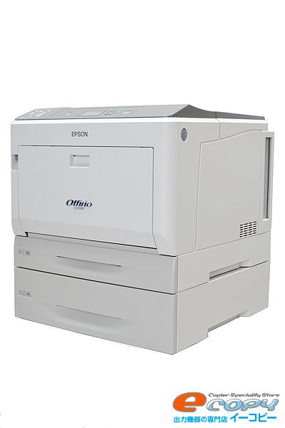 中古A3カラーレーザープリンターEPSON/エプソン Offirio LP-S7100 カウンタ 58957カラー A3 USB LAN【中古】
