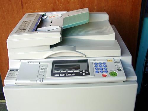 印机理光数码印刷机 N500
