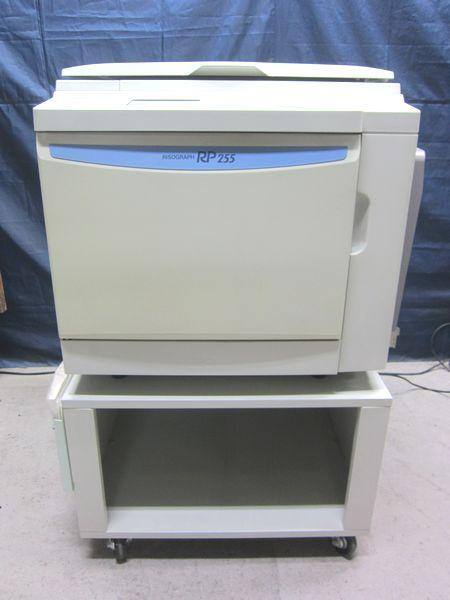 ☆售罄☆印刷机RISO(理想科学)RISOGRAPH(risogurafu)RP255