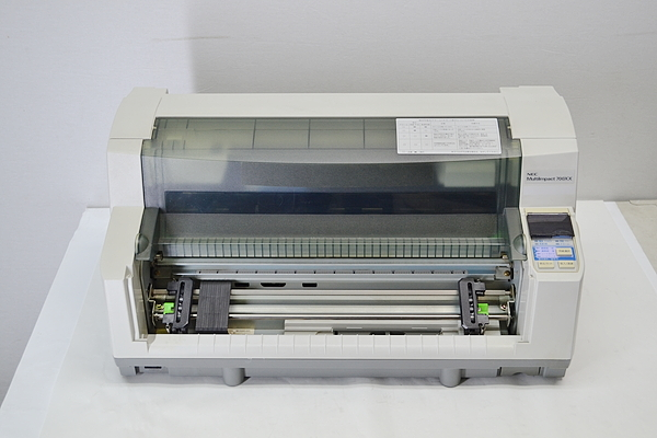 中古ドットプリンターNEC MultiImpact700XX 型番PR-D700XX 【中古】 パラレルWindows95 Windows98