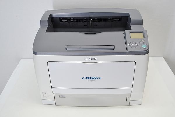 訳あり 中古モノクロレーザープリンターエプソン EPSON LP-S3500 【中古】A3モノクロプリンター/A3プリンター