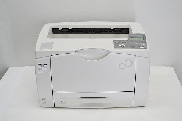 中古プリンターFUJITSU/富士通 Printia LASER XL-9320A3 モノクロ USB/LAN/パラレル トナー無【中古】