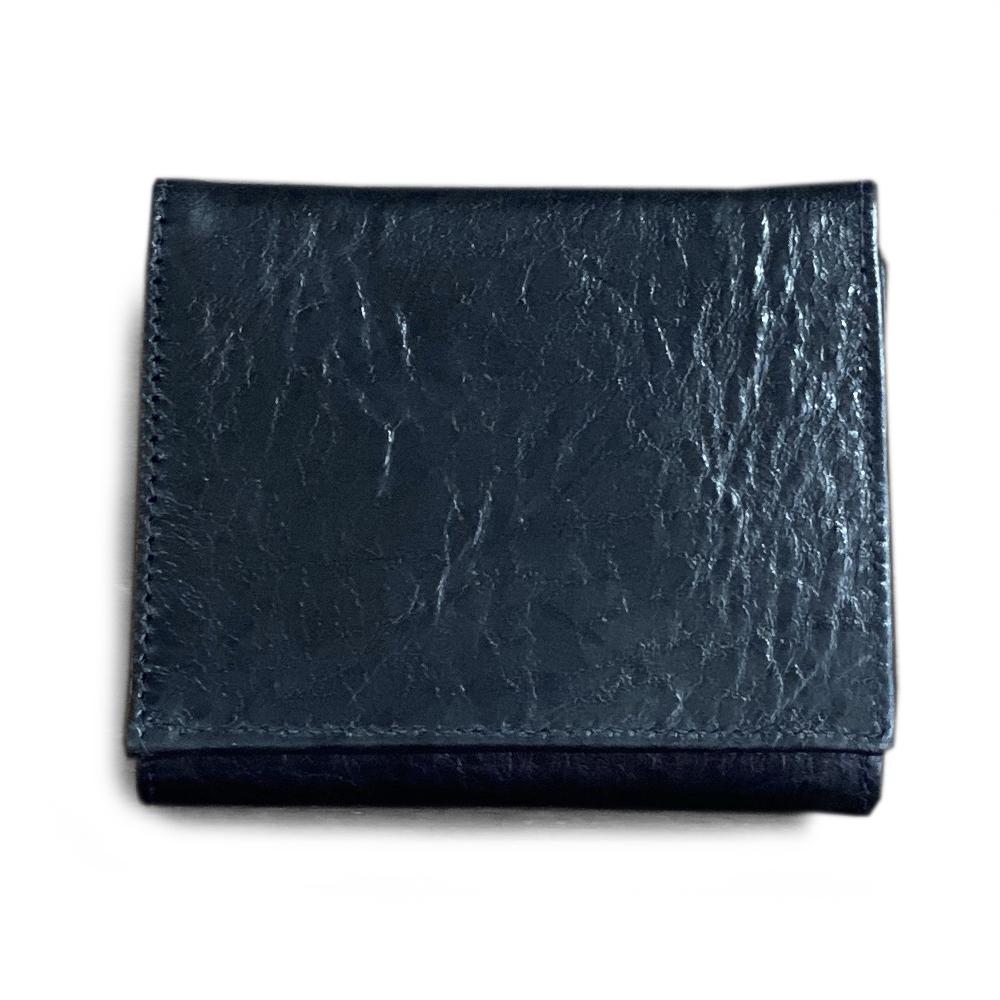 Bill Wall Leather (ビルウォールレザー) Triple Fold Wallet (トリプルフォルドホースレザー)