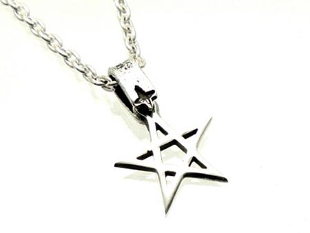 ALEX STREETER(アレックスストリーター)/STAR PENDANT(スターペンダント)