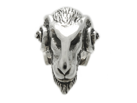 CRAZY PIG(クレイジーピッグ)/ANCIENT GOAT RING(エインシェントゴートリング)
