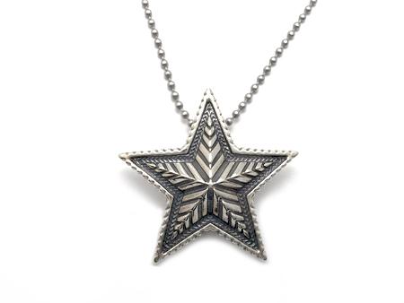 CODY SANDERSON(コディサンダーソン)/BIG STAR PENDANT (ビッグスターペンダント)