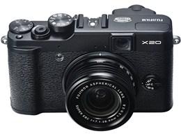 FUJIFILM 富士フイルム デジタルカメラ FUJIFILM X20 Black 成人式 運動会 お支払い方法について