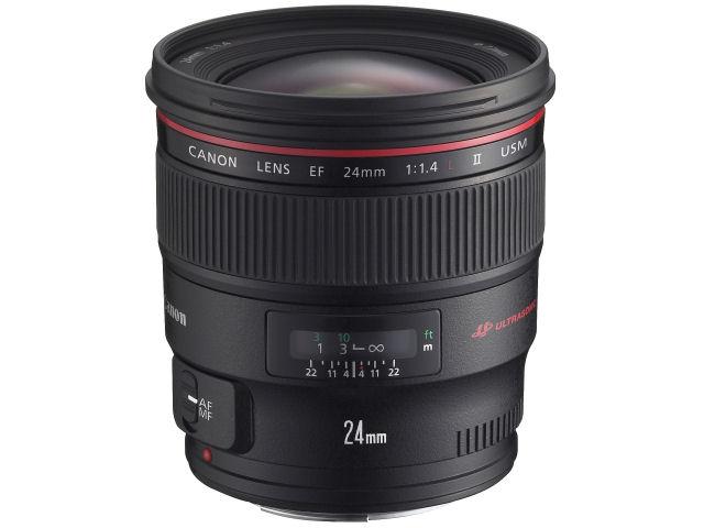 Canon キヤノン デジタル一眼レフカメラ専用レンズ EF24mm F1.4L II USM 特価 あす楽(翌日配送)について 年越し 年末 バレンタインデー