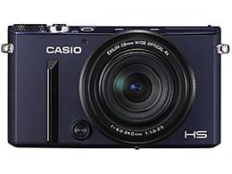 CASIO カシオ デジタルカメラ HIGH SPEED EXILIM EX-10BE ブルー 入学祝 謝礼 年越し 引っ越し祝い
