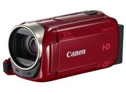 ★キヤノン / CANON デジタルビデオカメラ iVIS HF R52 [レッド]