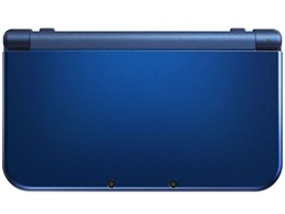 ★◇Nintendo / 任天堂 Newニンテンドー3DS LL メタリックブルー 【ゲーム機】【送料無料】