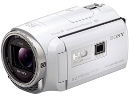 ★ソニー / SONY デジタルHDビデオカメラレコーダー HDR-PJ670 (W) [ホワイト]