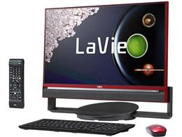 ★NEC LaVie Desk All-in-one DA770/AAR PC-DA770AAR [クランベリーレッド] 【デスクトップパソコン】