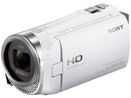 ★ソニー / SONY HDR-CX485 (W) [ホワイト]
