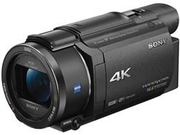 ★ソニー / SONY デジタル4Kビデオカメラ FDR-AX55