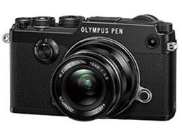 ★OLYMPUS / オリンパス OLYMPUS PEN-F 12mm F2.0レンズキット [ブラック]