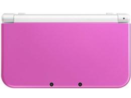 Nintendo / 任天堂 Newニンテンドー3DS LL ピンク×ホワイト【送料無料】