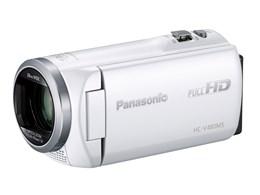 ★Panasonic / パナソニック HC-V480MS-W [ホワイト] 【ビデオカメラ】【送料無料】