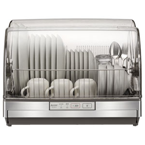 ★MITUBISI / 三菱電機 食器乾燥機 TK-ST11-H [ステンレスグレー] 【食器乾燥機】【送料無料】