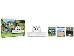 ★Microsoft / マイクロソフト Xbox One S 500GB (Minecraft 同梱版)【送料無料】
