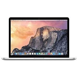 【アウトレット 展示品】★アップル / APPLE MacBook Pro Retinaディスプレイ 2900/15.4 MPTV2J/A [シルバー]