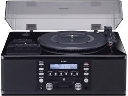★TEAC / ティアック LP-R550USB-P/PB [ターンテーブル/カセットプレーヤー付 CDレコーダー] 【その他オーディオ機器】