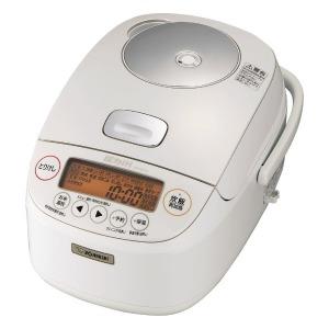 ★ZOJIRUSHI / 象印 極め炊き NP-BH10-WA [ホワイト] 【炊飯器】【送料無料】