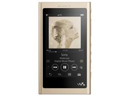 ソニー / SONY NW-A55WI (N) [16GB ペールゴールド] 【デジタルオーディオプレーヤー(DAP)】【送料無料】