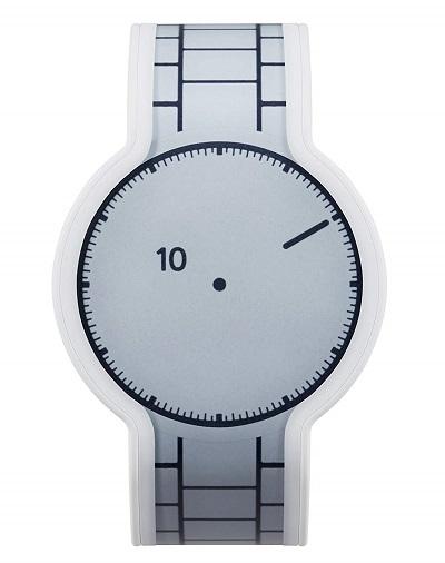 ★◇ソニー フェスウォッチ Sony FES Watch 電子ペーパー 腕時計 メンズ レディース ホワイト FES-WM1S/W【送料無料】