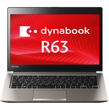 最高の品質 ★TOSHIBA / 東芝 dynabook R63 PRX63FSENN5FC [13.3 / Win10 Home/ i5 /SSD 256GB/ 8GB], はぴねすくらぶ 9c052b74