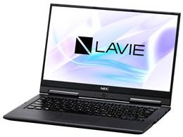 ★【5/7入荷予定】NEC LAVIE Hybrid ZERO HZ550/LAB PC-HZ550LAB [メテオグレー] 【ノートパソコン】【送料無料】